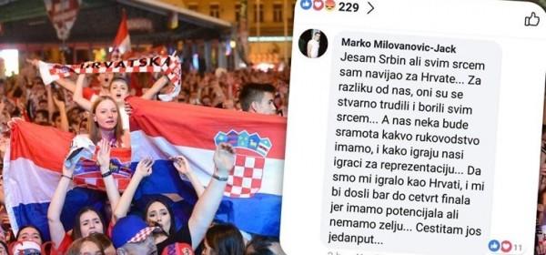 Mi ostali samo bismo smetali Hrvatima