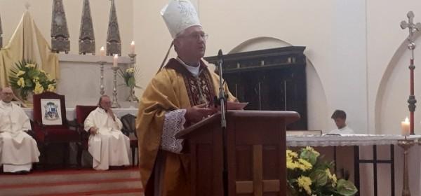 Biskup Križić na proslavi Velike Gospe u Senju