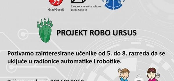 Projekt Robo Ursus