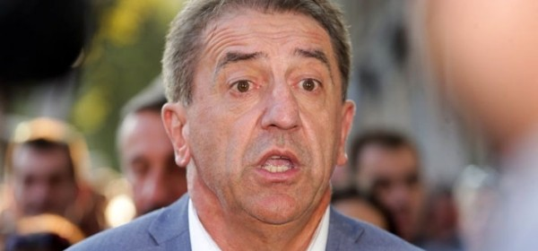 Milinović izbačen iz HDZ-a