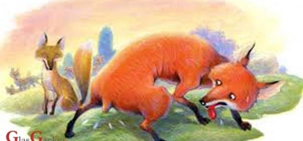 Država kani lisicama doći glave