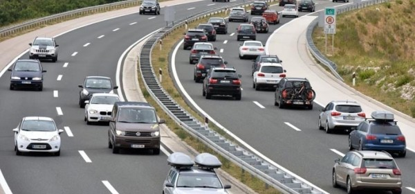 Upozorba na poštivanje prometnih pravila