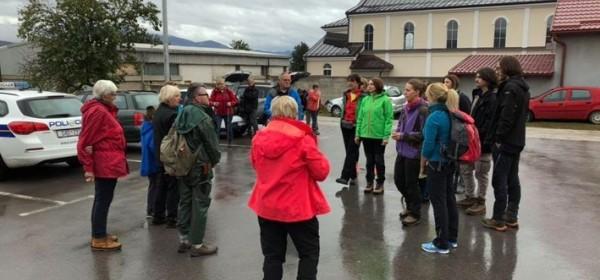 Usprkos kišovitu vremenu na Goloj Plješivici i Mrzlin-gradu danas se planinari