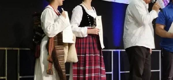 Magdalena Orešković - prva pratilja