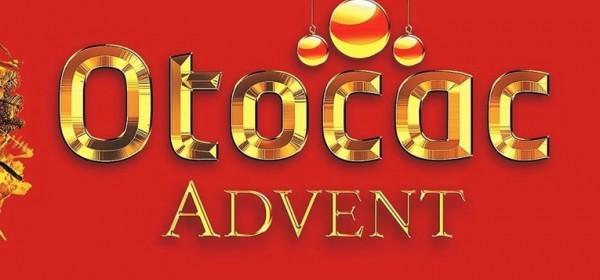 Pripreme za Advent u Otočcu i Božićni sajam u punom jeku