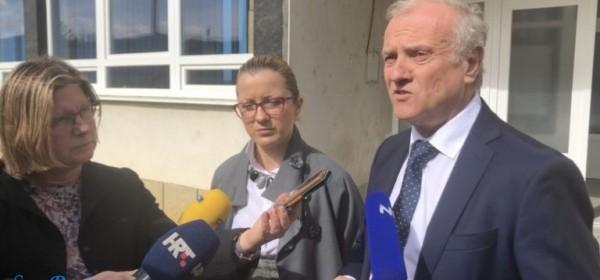 Ministar Bošnjaković: Otočac od danas opet ima i općinski i prekršajni sud!