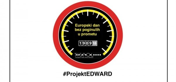 Projekt EDWARD - europski dan bez poginulih u prometu