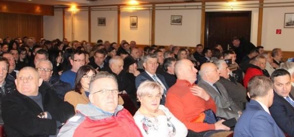 Svečano obilježena 28.obljetnica osnutka GO HDZ-a Grada Senja