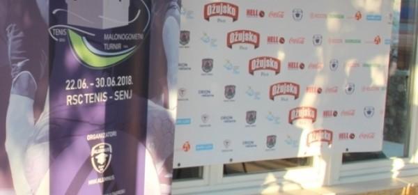 Izvučene skupine za Malonogometni turnir Tenis Senj