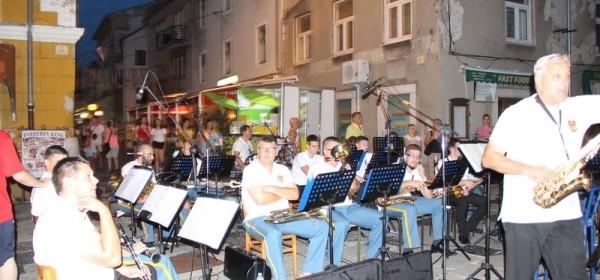 Tradicionalni ljetni koncert Gradske glazbe Senj