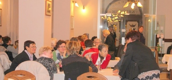 Druženje u restoranu Krešimir