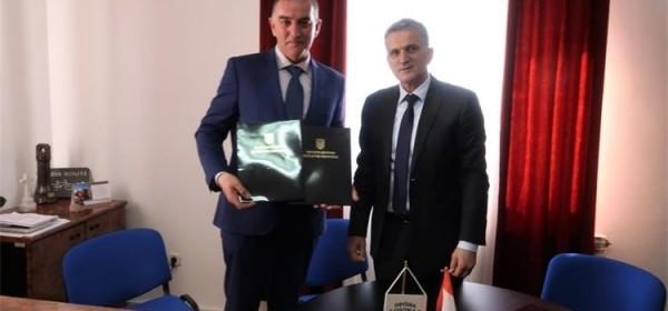 Ministar Marić u službenom posjetu Udbini i Lovincu