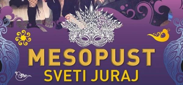 Mesopust u Svetom Jurju 5. ožujka 2019.