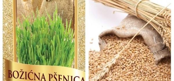 Na blagdan Sv.Lucije ispred FINA-e SDP Gospić dijeli građanima pšenicu