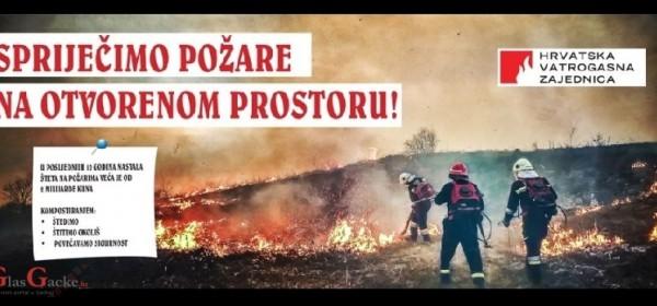 Sjednica Operativno-tehničkog stožera Hrvatske vatrogasne zajednice u Otočcu