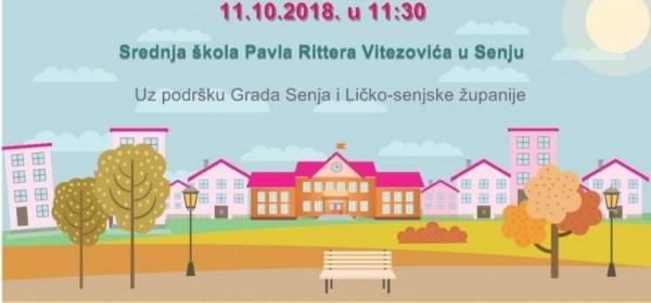 """""""Ružičasti listopad u Senju"""" 11. listopada 2018."""