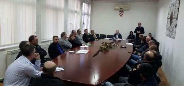 Održana sjednica Povjerenstva GO HDZ-a Gospić