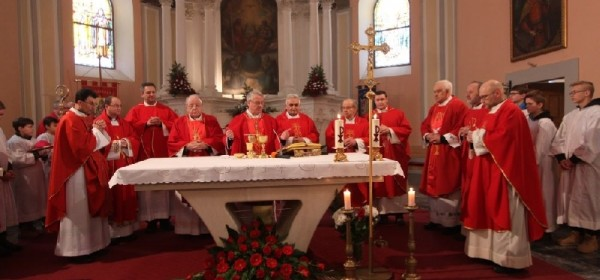 Svečano proslavljen blagdan Sv.Fabijana i Sebastijana i Dan Grada Otočca