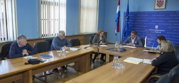Održana sjednica Stručnog povjerenstva za davanje koncesije za plinofikaciju Ličko-senjske županije
