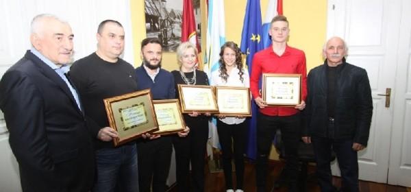 Proglašeni najbolji sportaši grada Otočca za 2017. godinu!