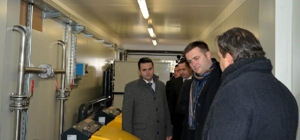 U NP Plitvička jezera pušten u rad mobilni uređaj za pročišćavanje otpadnih voda