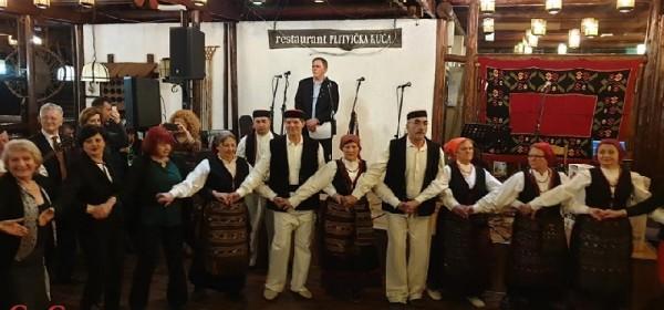 24.Lička večer u Zagrebu