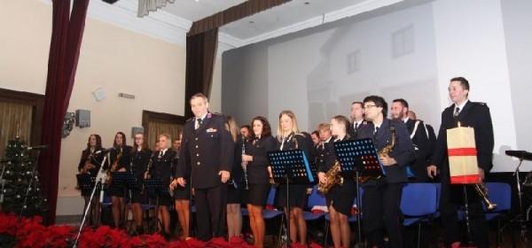 Veličanstveni 22.Božićni koncert Puhačkog orkestra DVD-a Otočac