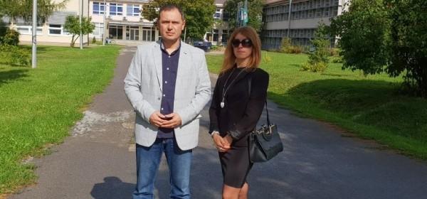 Škola za život u učionicama Osnovne škole dr. Jure Turića - Gospić i Osnovne škole kralja Tomislava – Udbina
