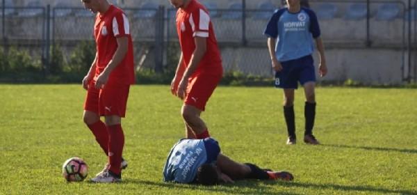 Podjela bodova 1:1 NK Otočac - NK Mladost Fažana
