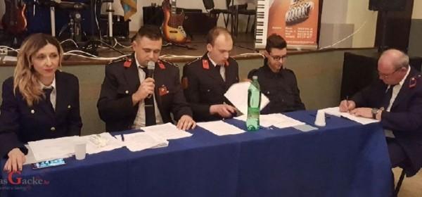 Održana godišnja skupština DVD-a Brinje