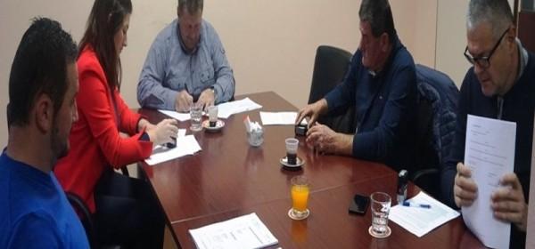 Potpisan ugovor za građenja i opremanje Kulturnog centra u Brinju