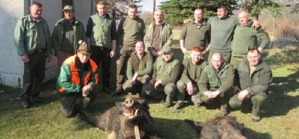 """Lovačko društvo """"Ravna Gora"""" iz Sinca uspješno okončala zimsku lovnu sezonu"""