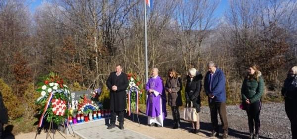 27. godišnjica pogibije hrvatskog branitelja Zlatka Mesića