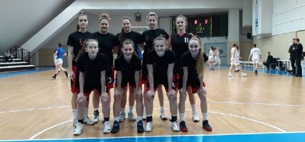 Košarkašice Otočca odigrale utakmicu s ŽKK Zadar u SC Višnjik