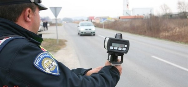 Brzina, alkohol, droga - prometne nesreće