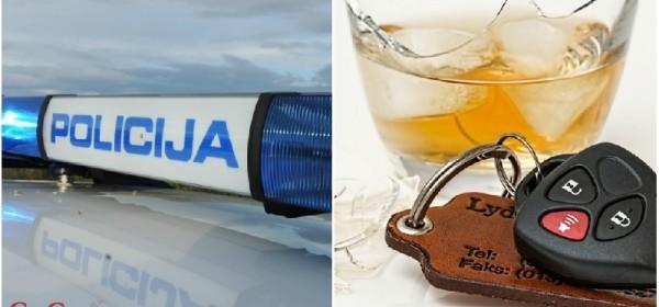 """Policija provodi operativnu akciju """"Alkohol i droge"""""""