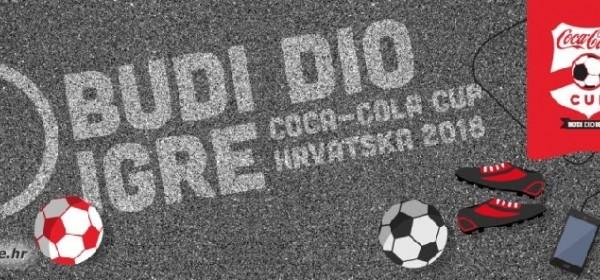 Ovogodišnji Coca-Cola Cup 2018. turnir u Ličko- senjskoj županijski održat će se u Gospiću