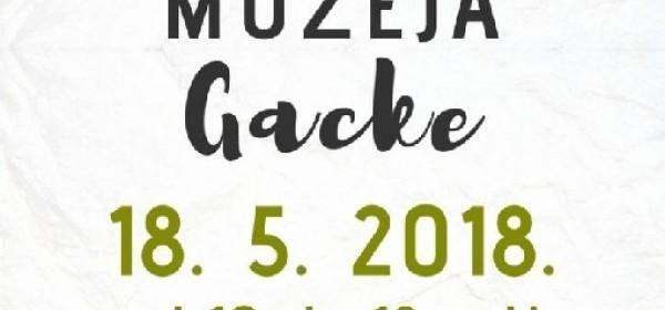 Dan otvorenih vrata Muzeja Gacke