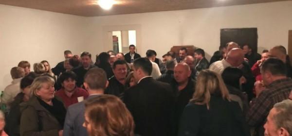 U Bilaju i Pazarištu održano druženje s kandidatima na zajedničkoj listi HDZ-a i koalicijskih partnera
