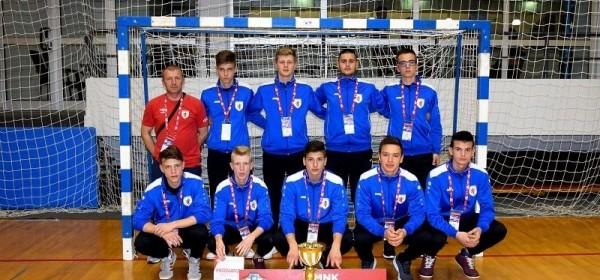 MNK Otočac kadeti na prvenstvu Hrvatske