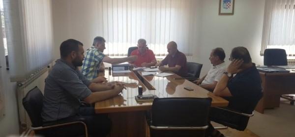 Potpisan Sporazum za izgradnju kanalizacijskog sustava u Budačkoj ulici u Gospiću.