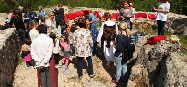 Crvenkapica na Fortici - kulturna baština na aktivan način