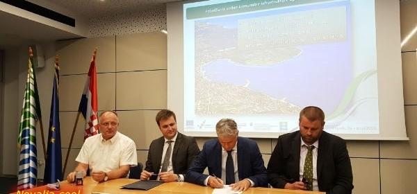 Potpisan ugovor za aglomeraciju Novalja
