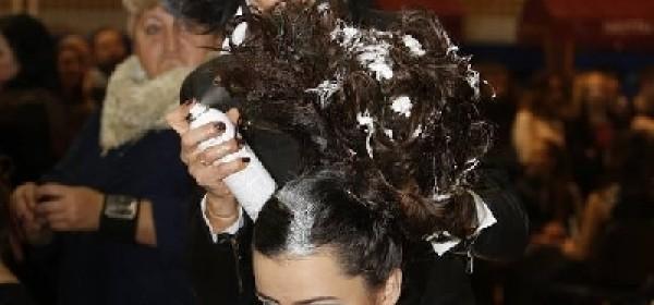 Božićni sajam: frizerski i modni spektakl