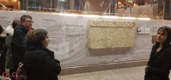 Zanimljiva nastava - izložba glagoljice i Salajland
