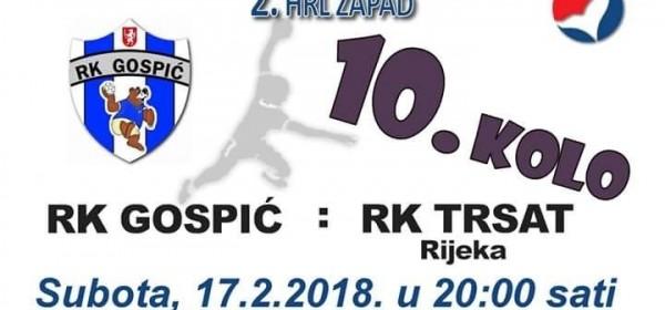 """Seniori RK """"Gospić"""" kreću u proljetni dio natjecanja"""
