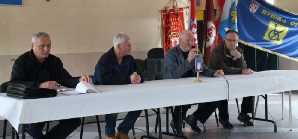 Održana Izvještajna skupština udruge HVIDR-a Otočac