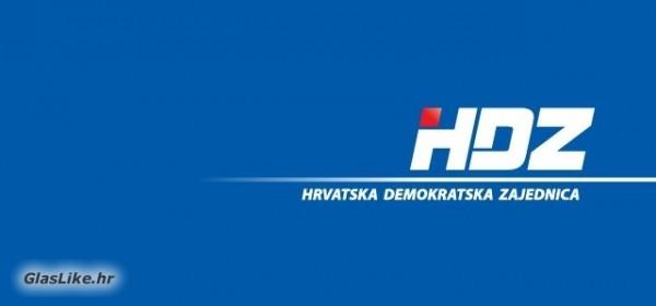 Raspuštanje Temeljnih ogranaka HDZ-a s područja grada Gospića