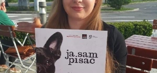 """Noć knjige: Katarini priznanje """"Ja sam pisac"""""""