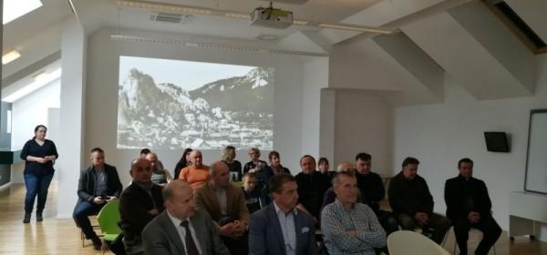 Kuća Velebita - projekt izgradnje centra planinarskog turizma